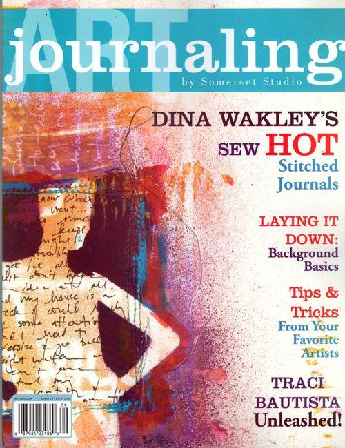 Art journaling cover210