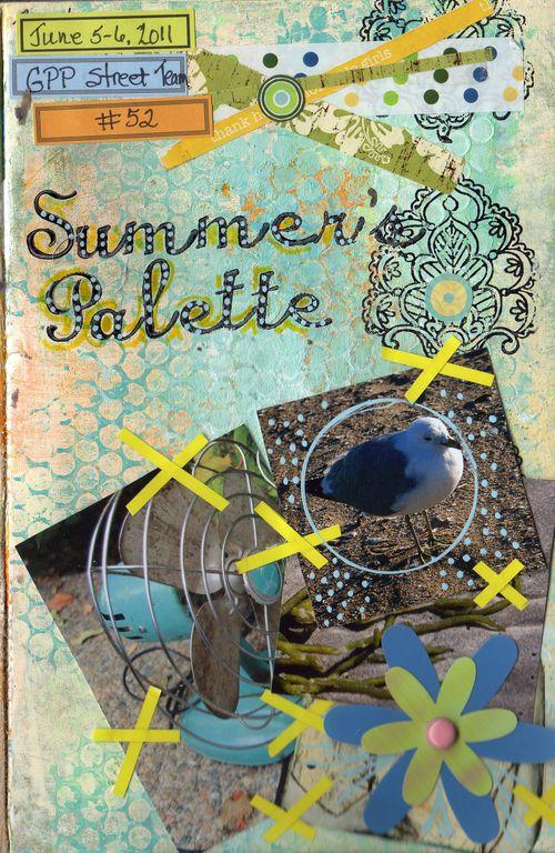 Summer's palette 2046