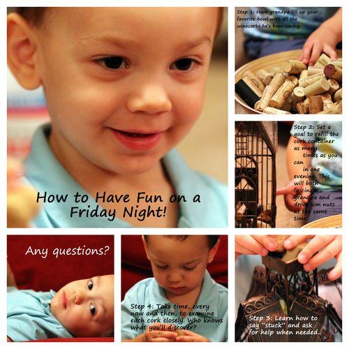 Friday Night Fun
