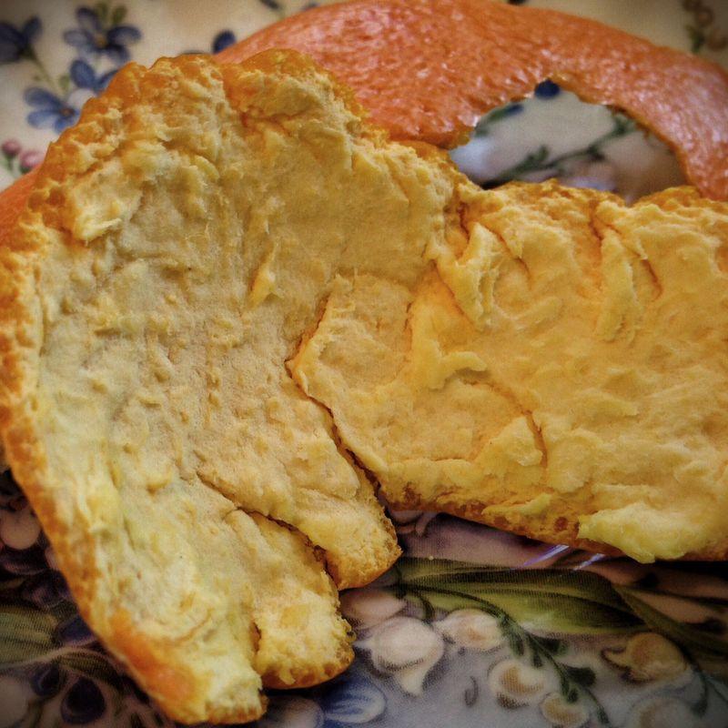Orange peel 2
