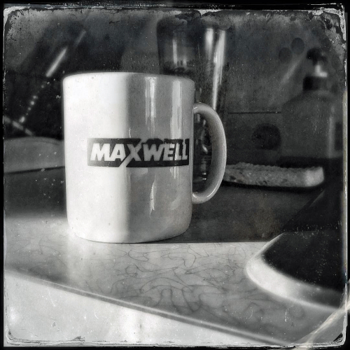 Dad's coffee cup